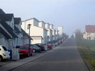 Wohnanlage mit 20 Doppelhaushälften in Mantel für die amerikanischen Streitkräfte